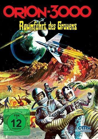 DVD »Orion 3000 - Raumfahrt des Grauens«