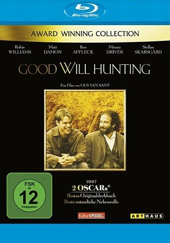 Blu-ray »Good Will Hunting«