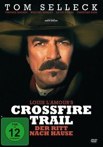 DVD »Crossfire Trail - Der Ritt nach Hause«