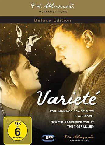 DVD »Varieté«
