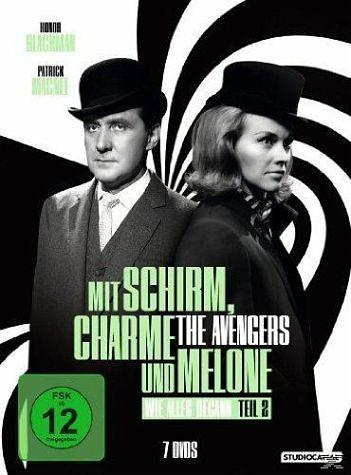 DVD »Mit Schirm, Charme und Melone - Edition 2: Wie...«