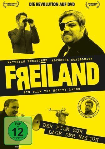 DVD »Freiland - Der Film zur Lage der Nation«