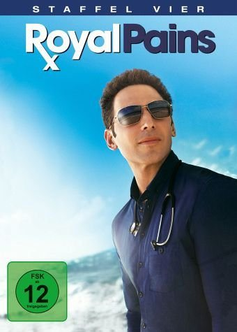 DVD »Royal Pains - Staffel vier (4 Discs)«