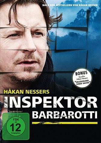 DVD »Håkan Nesser's Inspektor Barbarotti«