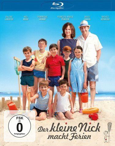 Blu-ray »Der kleine Nick macht Ferien«