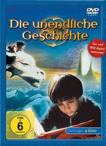 DVD »Die unendliche Geschichte (nur für den...«