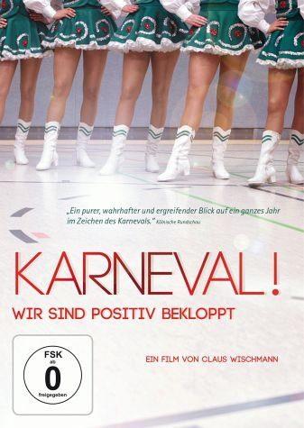 DVD »Karneval! - Wir sind positiv bekloppt«
