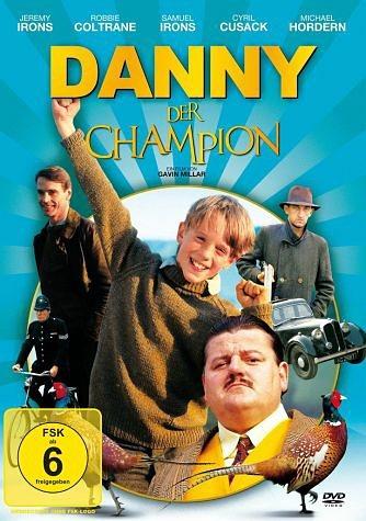 DVD »Danny - Der Champion«