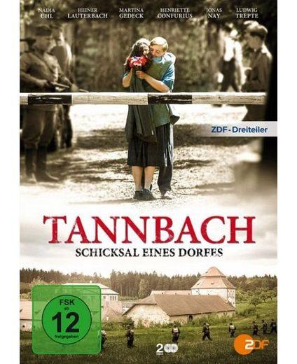 DVD »Tannbach - Schicksal eines Dorfes (2 Discs)«