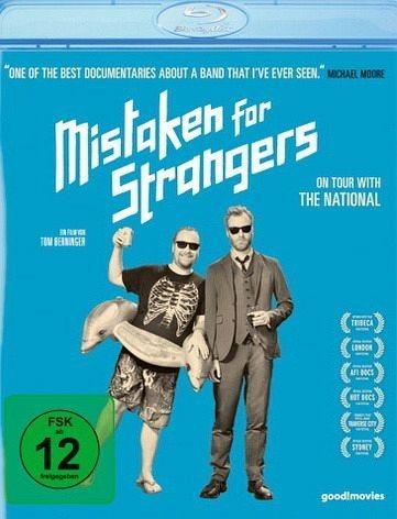 Blu-ray »Mistaken for Strangers (OmU)«