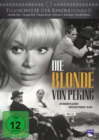 DVD »Die Blonde von Peking«