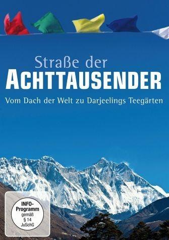 DVD »Straße der Achttausender - Vom Dach der Welt...«