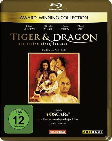 Blu-ray »Tiger & Dragon - Der Beginn einer Legende«
