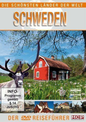 DVD »Die schönsten Länder der Welt - Schweden«