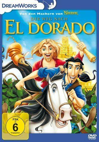 DVD »Der Weg nach El Dorado«