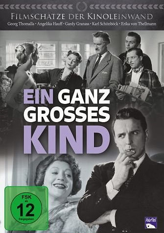 DVD »Ein ganz großes Kind«