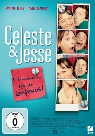 DVD »Celeste & Jesse«