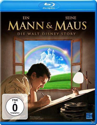 Blu-ray »Ein Mann & seine Maus - Die Walt Disney Story«