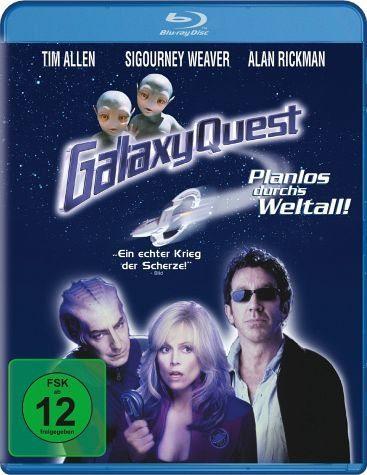 Blu-ray »Galaxy Quest - Planlos durchs Weltall«