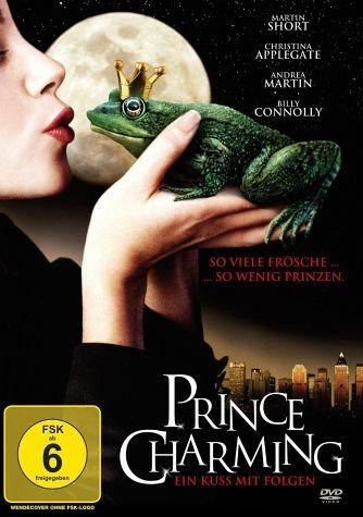 DVD »Prince Charming - Kuss mit Folgen«
