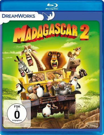 Blu-ray »Madagascar 2«
