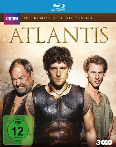 Blu-ray »Atlantis - Die komplette erste Staffel (3 Discs)«