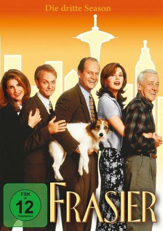 DVD »Frasier - Die dritte Season (4 Discs)«