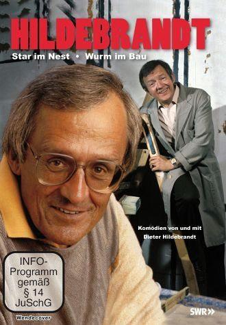 DVD »Dieter Hildebrandt - Star im Nest und Wurm im Bau«