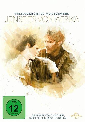 DVD »Jenseits von Afrika«