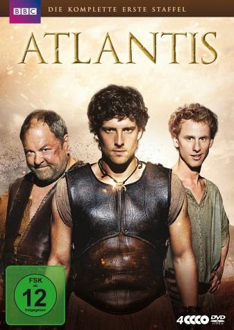 DVD »Atlantis - Die komplette erste Staffel (4 Discs)«