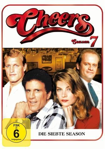 DVD »Cheers - Die siebte Season (3 Discs)«