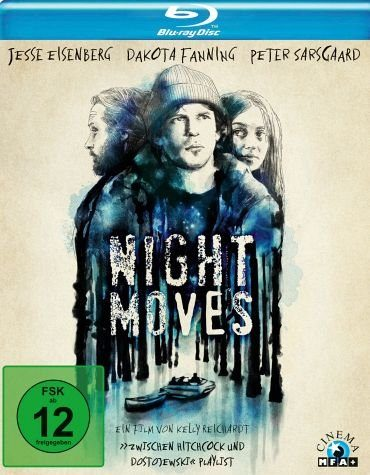 Blu-ray »Night Moves«