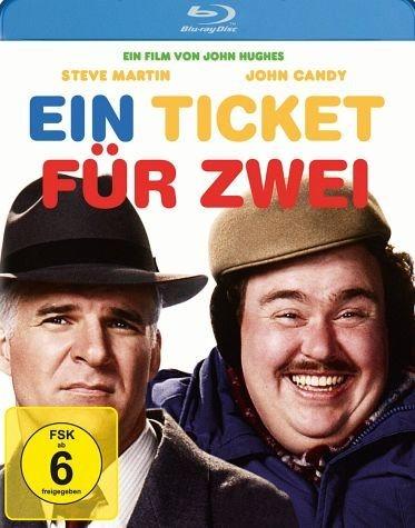 Blu-ray »Ein Ticket für zwei«