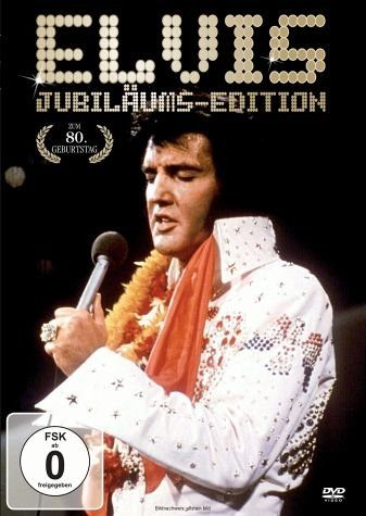 DVD »Elvis - Jubiläums-Edition«