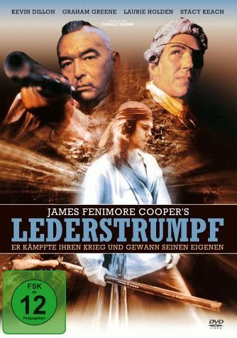 DVD »Lederstrumpf«