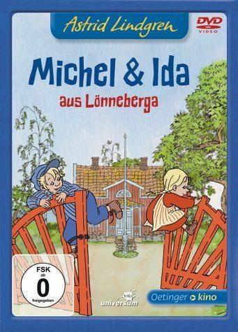 DVD »Michel & Ida aus Lönneberga (nur für den...«