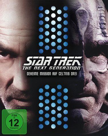 Blu-ray »Star Trek - The Next Generation: Geheime...«