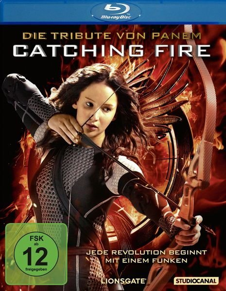 Blu-ray »Die Tribute von Panem - Catching Fire...«