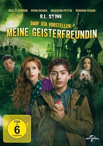 DVD »R.L. Stine - Darf ich vorstellen: Meine...«