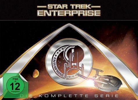 DVD »Star Trek - Enterprise: Die komplette Serie...«
