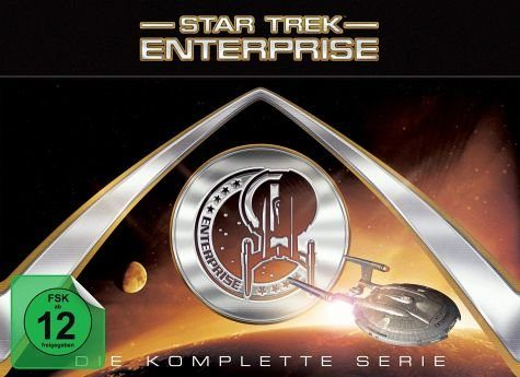 DVD »Star Trek - Enterprise: Die komplette Serie...«