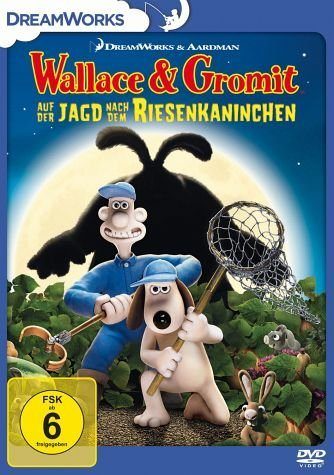 DVD »Wallace & Gromit auf der Jagd nach dem...«