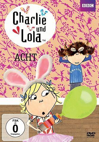 DVD »Charlie und Lola - Acht«