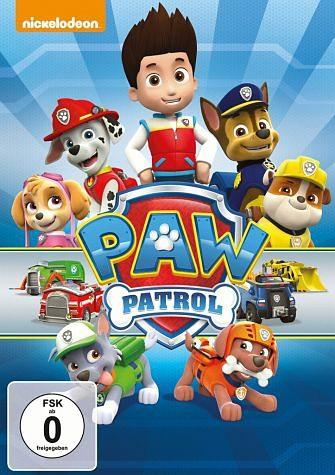 DVD »Paw Patrol«