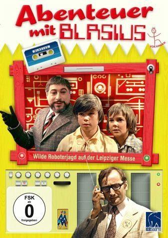 DVD »Abenteuer mit Blasius«