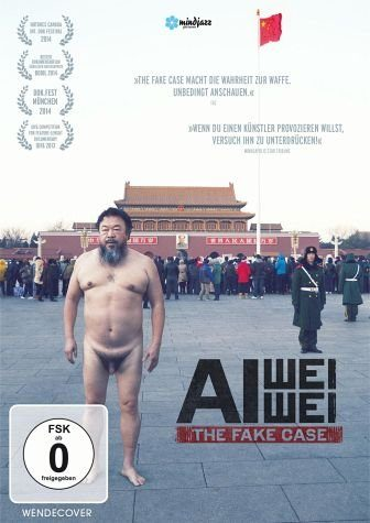 DVD »Ai Weiwei - The Fake Case (OmU)«