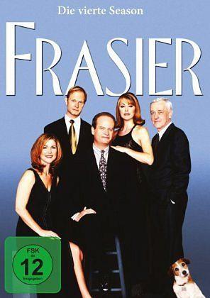 DVD »Frasier - Die vierte Season (4 Discs)«