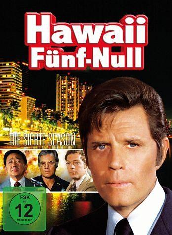 DVD »Hawaii Fünf-Null - Die siebte Season (6 Discs)«