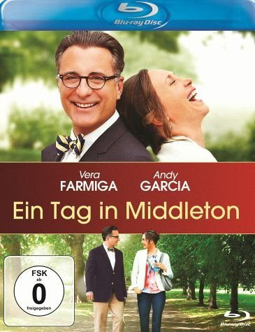 Blu-ray »Ein Tag in Middleton«