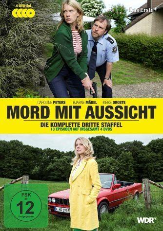 DVD »Mord mit Aussicht - Die komplette 3. Staffel...«